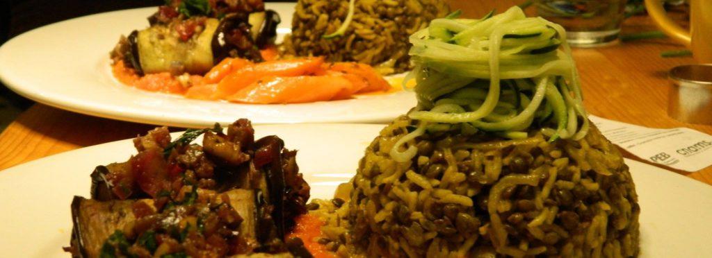 vegetarian persian